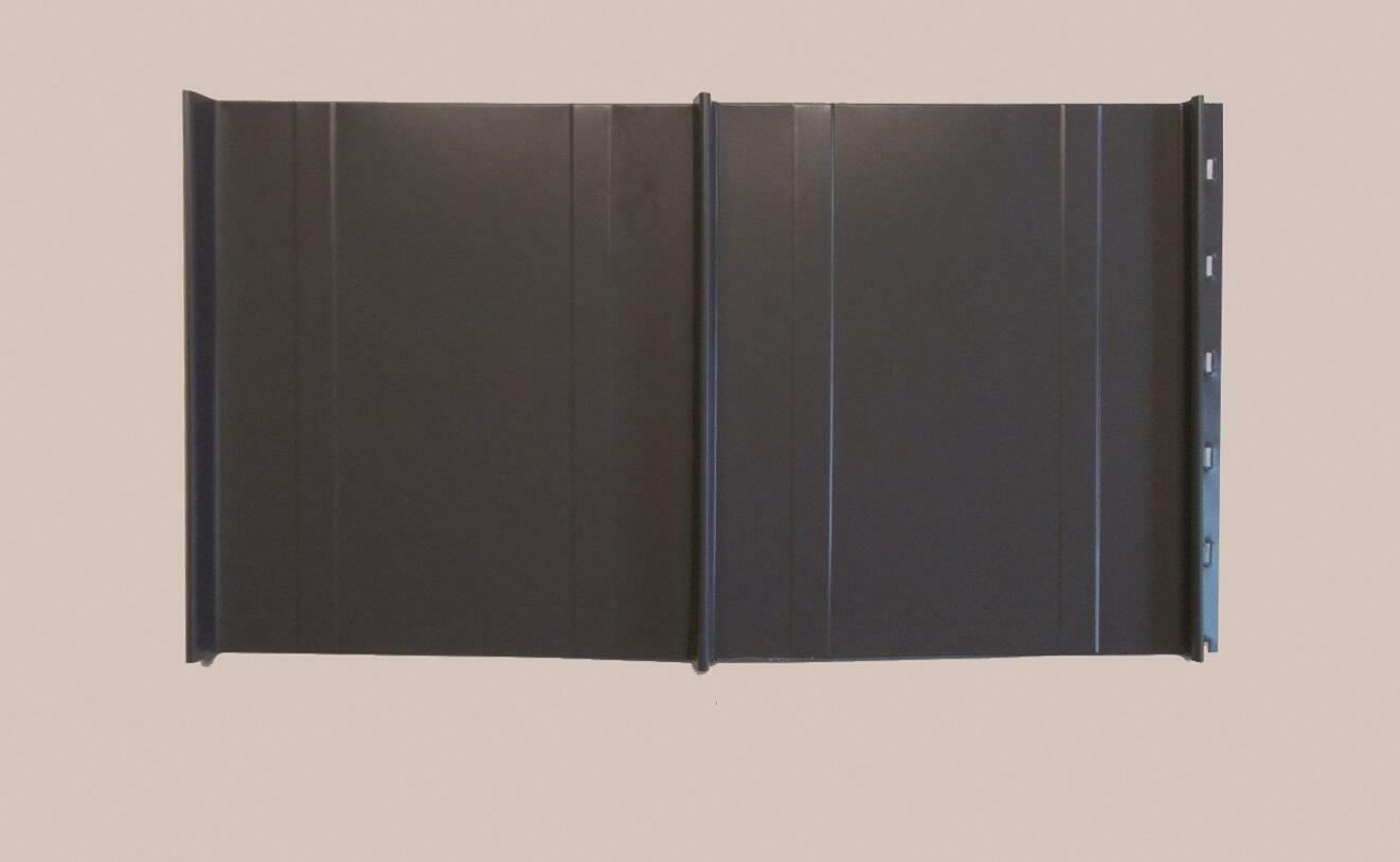 Attika-Profil, 30 cm Deckbreite