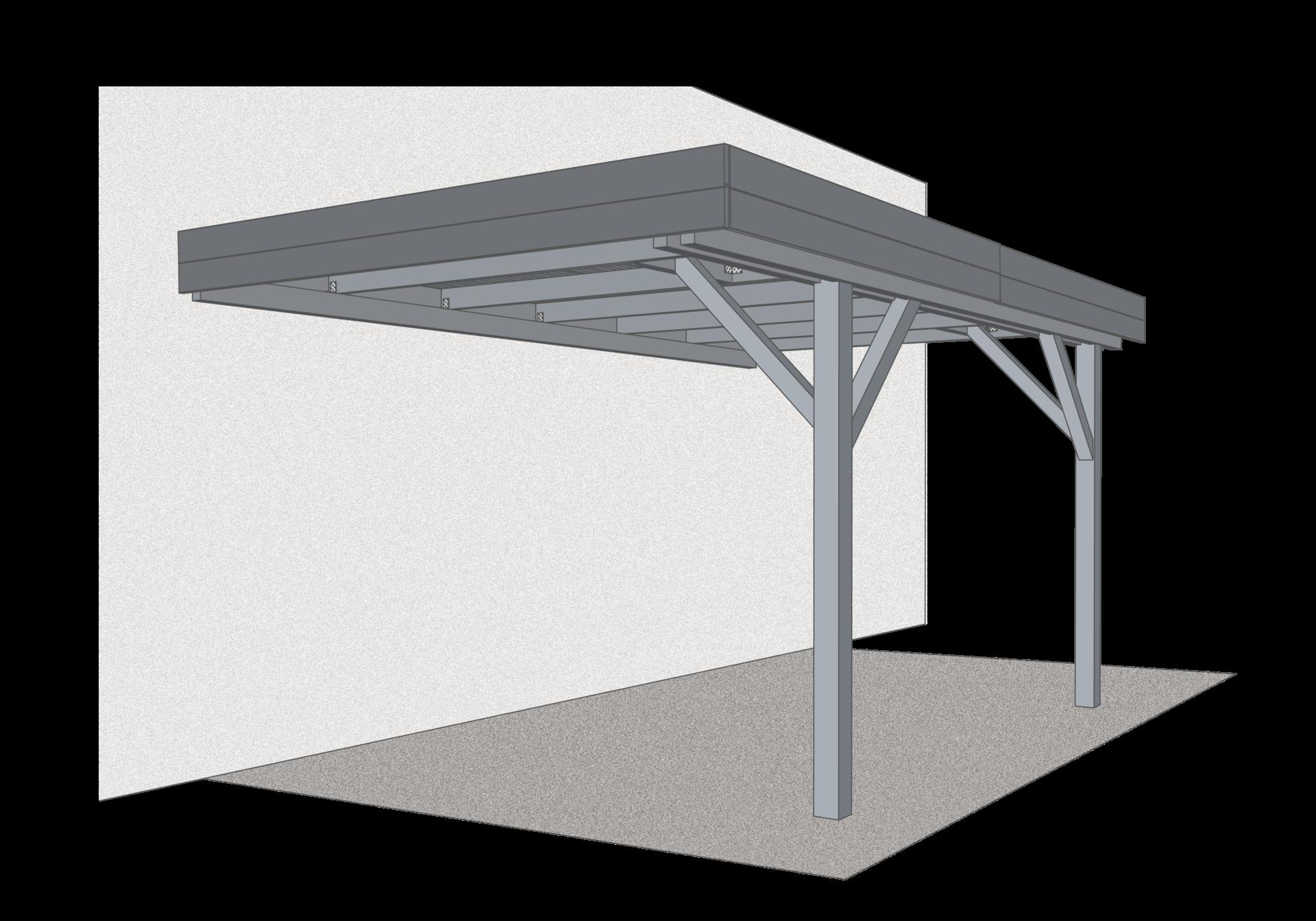 Hockenheim, Anbau-Ausführung, Bausatz A